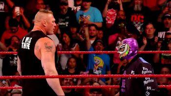 WWE Network TV Spot, 'Survivor Series: Brock Lesnar vs. Rey Mysterio' - Thumbnail 1