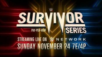 WWE Network TV Spot, 'Survivor Series: Brock Lesnar vs. Rey Mysterio' - Thumbnail 6
