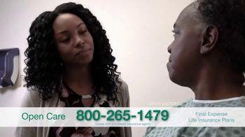 Open Care Insurance Services TV Spot, 'At Peace: $25,000' - Thumbnail 2