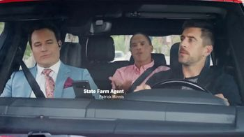 State Farm TV Spot, 'Floor It' Featuring Aaron Rodgers, Song by Judas Priest
