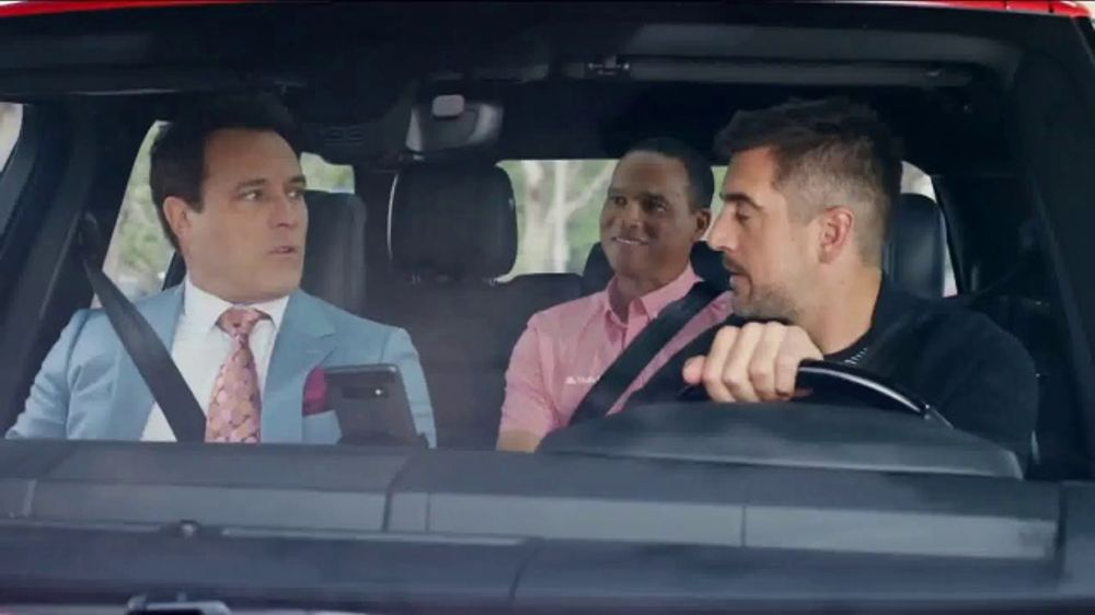 State Farm TV Commercial, 'Floor It' Featuring Aaron ...