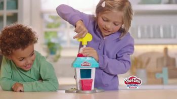 Play-Doh Kitchen Creations TV Spot, 'Watch It Spin and Pop'