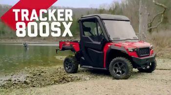 Tracker Off Road TV Spot, 'Tracker 800SX: Not Afraid' - Thumbnail 4