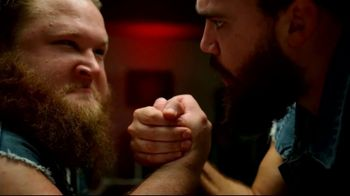 Pizza Hut Stuffed Cheez-It Pizza TV Spot, 'Snackdown SmackDown' Feat. Tucker Knight, Otis Dozovic, Carmella - Thumbnail 1