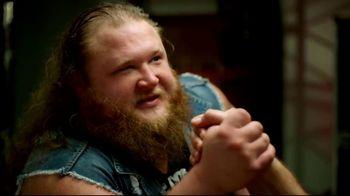Pizza Hut Stuffed Cheez-It Pizza TV Spot, 'Snackdown SmackDown' Feat. Tucker Knight, Otis Dozovic, Carmella