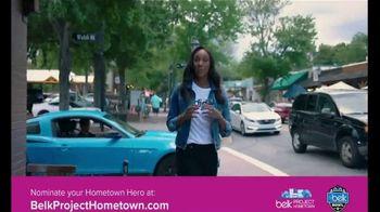 Belk TV Spot, 'Project Hometown: Heroes: Celebrate' - Thumbnail 1