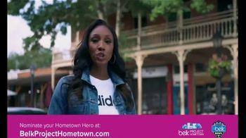 Belk TV Spot, 'Project Hometown: Heroes: Celebrate' - Thumbnail 4