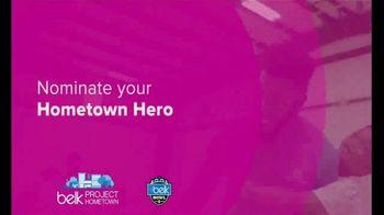 Belk TV Spot, 'Project Hometown: Heroes: Celebrate' - Thumbnail 5