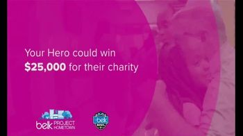 Belk TV Spot, 'Project Hometown: Heroes: Celebrate' - Thumbnail 6
