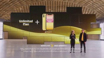 Sprint TV Spot, 'The Best Season: iPhone & $35 Per Month' - Thumbnail 3
