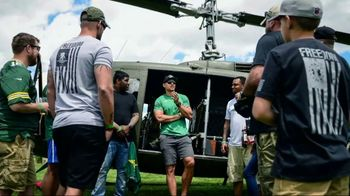 USAA TV Spot, 'Salute to Service: Jimmy Graham' - 5 commercial airings