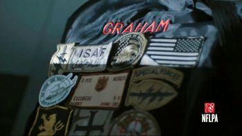 USAA TV Spot, 'Salute to Service: Jimmy Graham' - Thumbnail 3