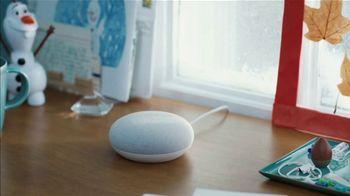 Google Home Mini TV Spot, 'Frozen 2: Good Way: $25' - Thumbnail 2