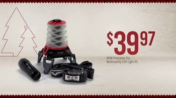 Bass Pro Shops 4-Day Pre-Black Friday Sale TV Spot, 'LED Light Kit, Trail Camera and Gift Cards' - Thumbnail 6