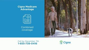 Cigna Medicare Advantage TV Spot, 'A Whole Person: Amy' - Thumbnail 4