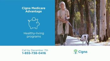 Cigna Medicare Advantage TV Spot, 'A Whole Person: Amy' - Thumbnail 5