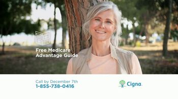 Cigna Medicare Advantage TV Spot, 'A Whole Person: Amy' - Thumbnail 8