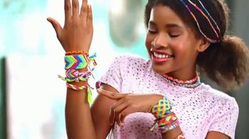 Shimmer 'n Sparkle 5-in-1 Friendship Bracelet Studio TV Spot, 'Hundreds of Styles'