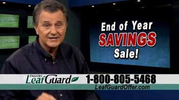 LeafGuard End of Year Savings Sale TV Spot, 'Costly Damage' - 21 commercial airings