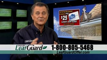 LeafGuard End of Year Savings Sale TV Spot, 'Costly Damage' - Thumbnail 6
