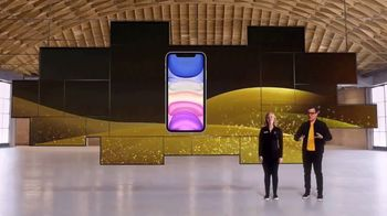 Sprint TV Spot, 'Take It to Eleven: iPhone 11 & $35 a Month' - Thumbnail 2