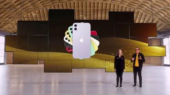 Sprint TV Spot, 'Take It to Eleven: iPhone 11 & $35 a Month' - 922 commercial airings