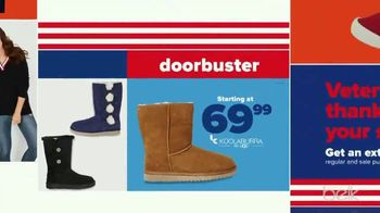 Belk Veterans Day Sale TV Spot, 'Boots, Thermal Tops and Beauty Box' - Thumbnail 4
