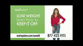 Nutrisystem Personal Plans TV Spot, 'People Are Different: Save 50%' Featuring Marie Osmond - 1016 commercial airings