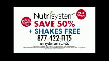 Nutrisystem Personal Plans TV Spot, 'People Are Different: Save 50 Percent' Featuring Marie Osmond - Thumbnail 9