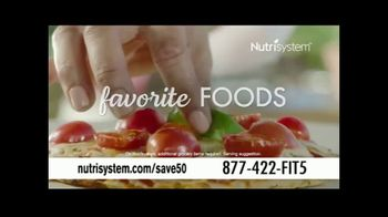 Nutrisystem Personal Plans TV Spot, 'People Are Different: Save 50 Percent' Featuring Marie Osmond - Thumbnail 4