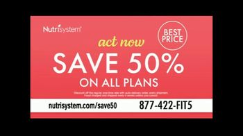 Nutrisystem Personal Plans TV Spot, 'People Are Different: Save 50 Percent' Featuring Marie Osmond - Thumbnail 7