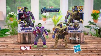 Marvel Avengers: Endgame Power Punch Hulk and Power Punch Thanos TV Spot, 'Hulk Smash'