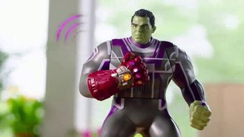 Marvel Avengers: Endgame Power Punch Hulk and Power Punch Thanos TV Spot, 'Hulk Smash' - Thumbnail 2