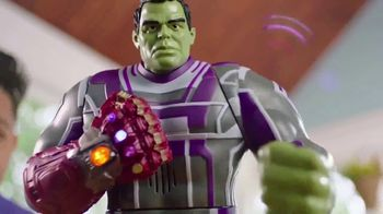 Marvel Avengers: Endgame Power Punch Hulk and Power Punch Thanos TV Spot, 'Hulk Smash' - Thumbnail 7