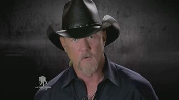 Wounded Warrior Project TV Spot, 'Whiskey Bottle' Featuring Trace Adkins - 381 commercial airings