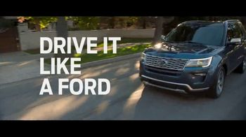 Ford TV Spot, 'Drive It Like a Ford' Song by Pharrell [T2] - Thumbnail 7