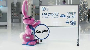Energizer Ultimate Lithium TV Spot, 'Holidays: Penguins' - Thumbnail 1