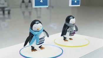 Energizer Ultimate Lithium TV Spot, 'Holidays: Penguins' - Thumbnail 4