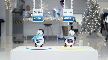 Energizer Ultimate Lithium TV Spot, 'Holidays: Penguins' - Thumbnail 5