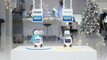 Energizer Ultimate Lithium TV Spot, 'Holidays: Penguins' - Thumbnail 6