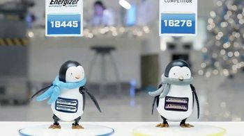 Energizer Ultimate Lithium TV Spot, 'Holidays: Penguins' - Thumbnail 7