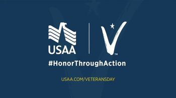 USAA Veterans Day TV Spot, 'Brian Cillessen: Grandfather and Father' - Thumbnail 10
