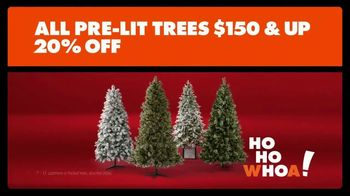 Big Lots TV Spot, 'Holiday Big: Pre-Lit Trees'