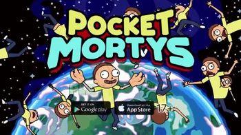 Pocket Mortys TV Spot, 'Futile Existence' - Thumbnail 8