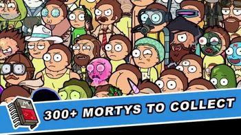 Pocket Mortys TV Spot, 'Futile Existence' - Thumbnail 3