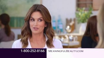 Meaningful Beauty Supreme TV Spot, 'Big News for 2020' Feat. Cindy Crawford, Ellen Pompeo - Thumbnail 5