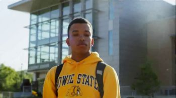 Bowie State University TV Spot, 'Bold Begins in Your Soul' - Thumbnail 2