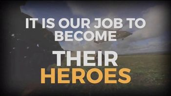 Military Warriors Support Foundation TV Spot, 'Home for Heroes'