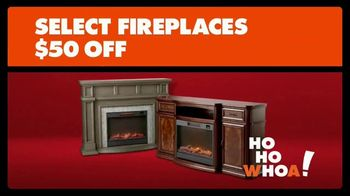 Big Lots TV Spot, 'Holiday Big: Fireplaces'