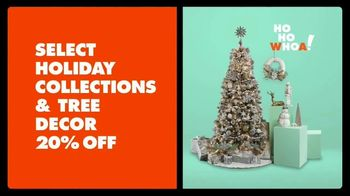 Big Lots TV Spot, 'Holiday Big: Holiday Collections and Tree Decor' - 242 commercial airings